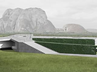 Mundo Wafina: Terraços  por Gustavo Guimarães