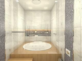 Murat Aksel Architecture – Housing: modern tarz , Modern Ahşap Ahşap rengi