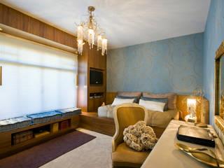 MMMundim Arquitetura e Interiores Modern style bedroom