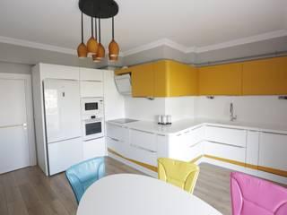 Modern kitchen by Murat Aksel Architecture Modern