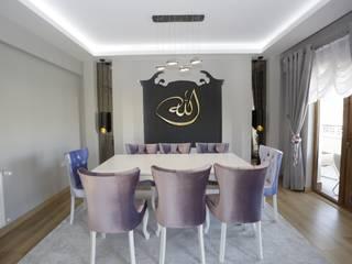 modern  by Murat Aksel Architecture, Modern