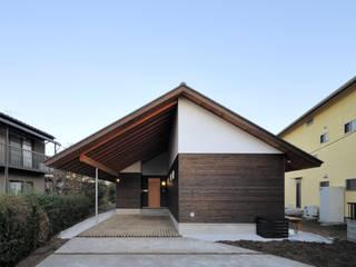 月輪の家: FuruichiKumiko ArchitectureDesignOfficeが手掛けたです。