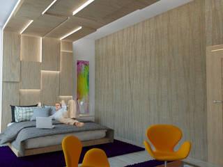 Lineal Room.! de Mayerlinalva Moderno