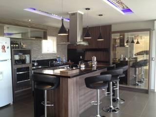 Área de Lazer Cozinhas modernas por Atelier Arquitetura Moderno