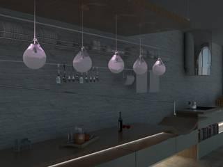 Rebel Kitchen de Mayerlinalva Moderno