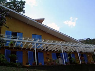 Дома в . Автор – Andrea Fiorini Arquitetura,