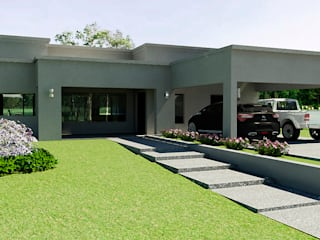 by Rohe Arquitectura+Diseño