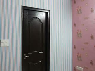 Decor At Door Egzotyczna sypialnia