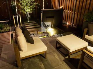 Jardines de estilo moderno de Van Gelder TUINEN Moderno