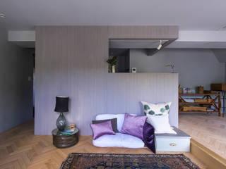 Modern living room by Nobuyoshi Hayashi Modern