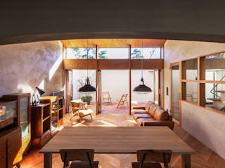 Modern dining room by Nobuyoshi Hayashi Modern