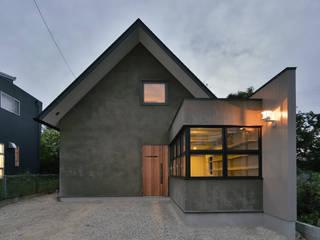 守山の家: Nobuyoshi Hayashiが手掛けた家です。,