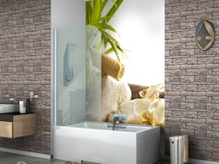 Photo Wallpapers in Bathroom de Demural Moderno