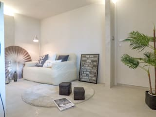 Mirna Casadei Home Staging ห้องนั่งเล่น