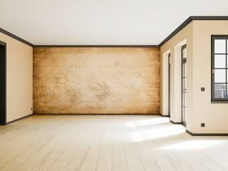 Salones de estilo escandinavo de makasa Escandinavo