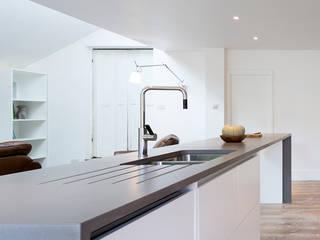 Harefield Road Modern Kitchen by Gruff Modern
