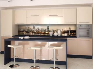 modern Kitchen by Demural.pl