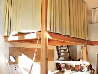 Juan Carlos Loyo Arquitectura Camera da letto moderna