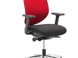 Bürostühle - Sattelstühle: modern  von ProSitzen + Wohnen - Leben mit Komfort,Modern