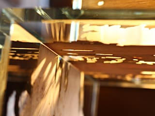 CONTINUOS | Tavolino:  in stile  di Arch. Laura Cera | KERA ecodesign