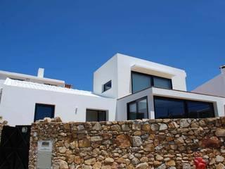 Casa Simas Casas minimalistas por Conceito Arquitetos Minimalista