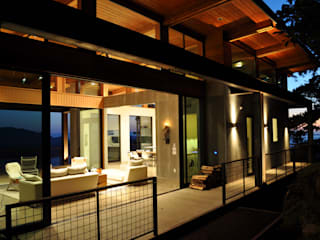 Casa Buck Mountain, Indigo, EUA | Viroc: Paredes  por Viroc