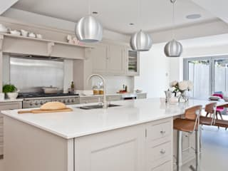 London Modern Kitchen Extension Cocinas de estilo moderno de A1 Lofts and Extensions Moderno