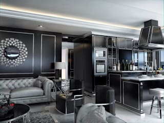 Modern dining room by VERO CONCEPT MİMARLIK Modern