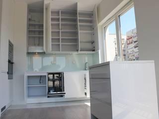 Szafawawa KücheAufbewahrung und Lagerung MDF Weiß