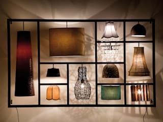 Parecchi Art House wandlamp - Kare Design:   door Robin Design