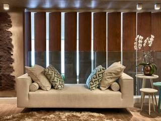Decora Lider Rio de Janeiro - Quarto do Jovem Casal Salas de estar modernas por Lider Interiores Moderno