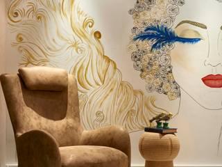 Decora Lider Rio de Janeiro - Sala de Jantar Salas de estar modernas por Lider Interiores Moderno