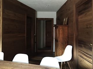 Dining room by davide petronici | architettura, Country
