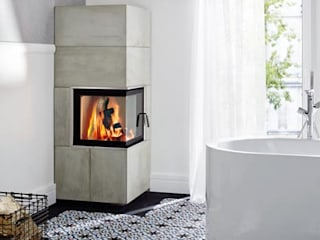 Classic style bathroom by Articima Zementfliesen Classic