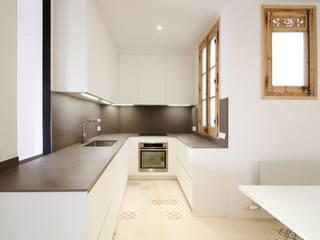 Projekty,  Kuchnia zaprojektowane przez OAK 2000
