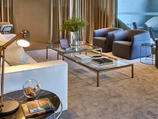 Decora Lider Rio de Janeiro - Living Multiuso Salas de estar modernas por Lider Interiores Moderno