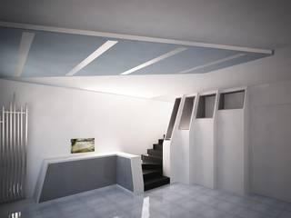 casa Iol di mera architetti Moderno