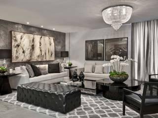 Decora Lider Salvador - Living urbano Salas de estar modernas por Lider Interiores Moderno