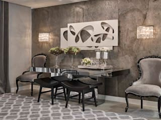 Decora Lider Salvador - Living urbano Salas de jantar modernas por Lider Interiores Moderno