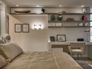 Decore Lider Salvador - Suíte master Quartos modernos por Lider Interiores Moderno