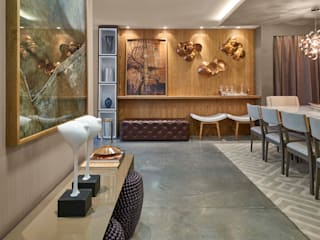 Decora Lider Salvador - Sala de jantar Salas de jantar modernas por Lider Interiores Moderno
