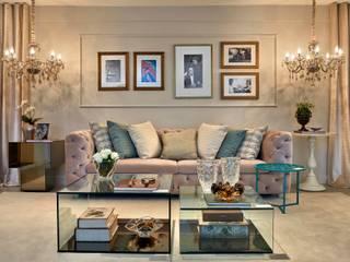 Decora Lider Salvador - Family Room Salas de estar modernas por Lider Interiores Moderno