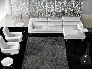 Sofás :   por Intense mobiliário e interiores;