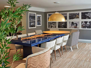 Decora Lider Salvador - Sala de Jantar Contemporânea Salas de jantar modernas por Lider Interiores Moderno