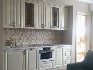 Квартира в подарок матери Кухня в классическом стиле от Дизайн студия Ольги Кондратовой Классический