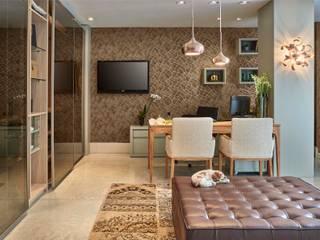 Decora Lider Salvador - Closet do casal Quartos modernos por Lider Interiores Moderno