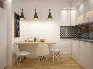 «Студия 3.14» Kitchen