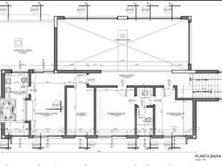Dormitorios de estilo  de Super StudioB, Moderno