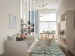 Classic style nursery/kids room by Olga's Studio Classic