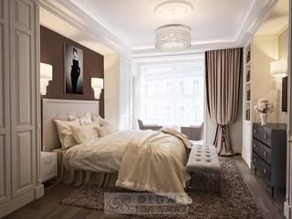 Classic style bedroom by Olga's Studio Classic